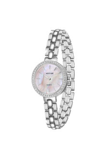 Mestige Silver The Casey with Swarovski® Crystals - 255060
