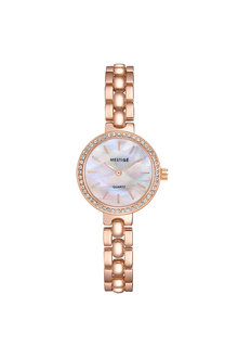 Mestige Rose The Casey in Rose Gold with Swarovski® Crystals - 255062