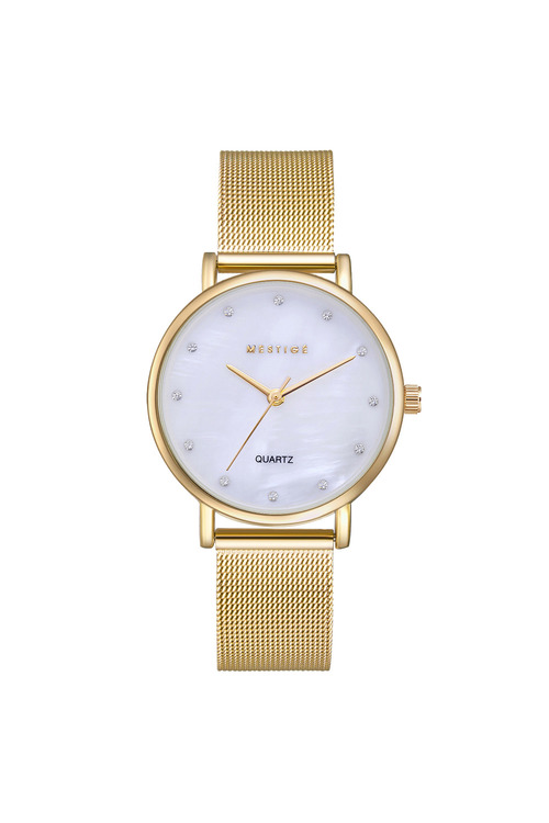 Mestige Gold The Harriet in Gold with Swarovski® Crystals