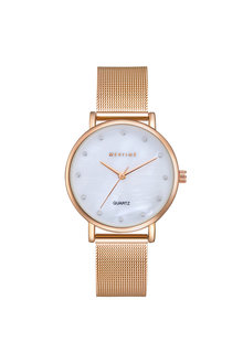 Mestige Rose The Harriet in Rose Gold with Swarovski® Crystals - 255074