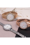 Mestige Rose The Kennedy in Rose Gold with Swarovski® Crystals