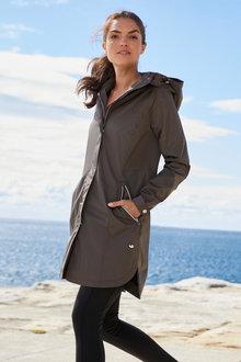 Isobar Longline Waterproof Jacket - 255118