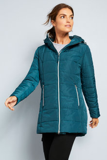Isobar Longline  Puffer Jacket (replace 216701) - 255121