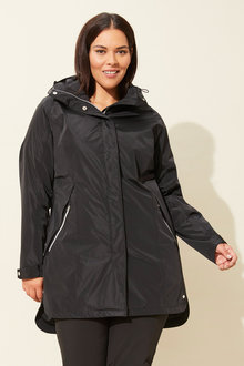 Isobar Plus Longline Waterproof Jacket - 255123