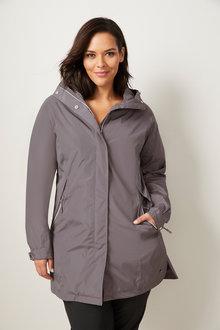 Isobar Plus Longline Waterproof Jacket - 255123
