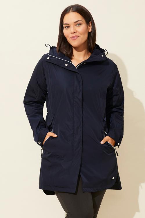 Isobar Plus Longline Waterproof Jacket