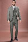 Next Empire Mills Signature Birdseye Suit: Jacket