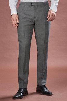 Next Empire Mills Signature Birdseye Suit: Trousers - 255134