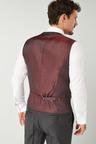 Next Empire Mills Signature British Wool Suit: Waistcoat