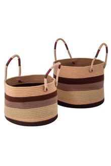 Mirabelle Basket Set of Two - 255149