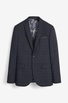 Next Empire Mills Signature Check Suit: Jacket - 255153