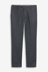 Next Marzotto Signature Check Suit: Trousers