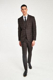 Next Check Suit: Jacket - 255174