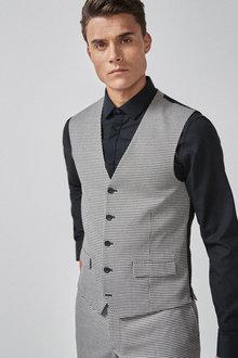 Next Check Suit: Waistcoat - 255176