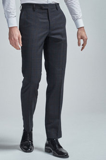Next Check Suit: Trousers - 255188