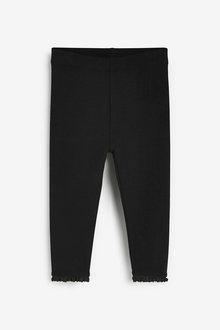 Next Black 1 Pack Basic Leggings (3mths-7yrs) - 255275