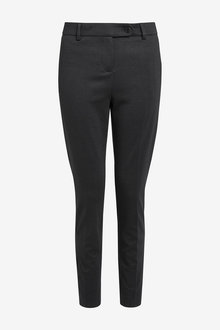 Next Navy Ponte Skinny Trousers - 255361
