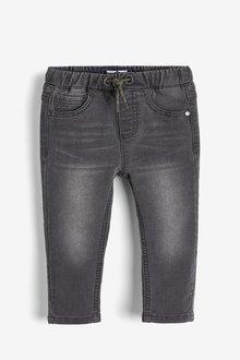 Next Dark Grey Jogger Jeans - 255425