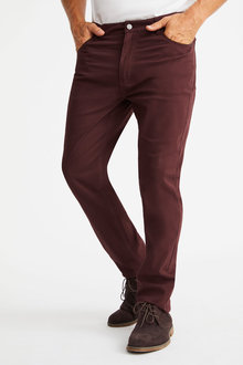 Southcape Straight Fit 5 Pockets Chino - 255474