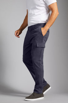 Southcape Straight Fit Cargo Trousers - 255475