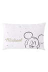 Personalised Mickey Mouse Sleeping Pillowcase