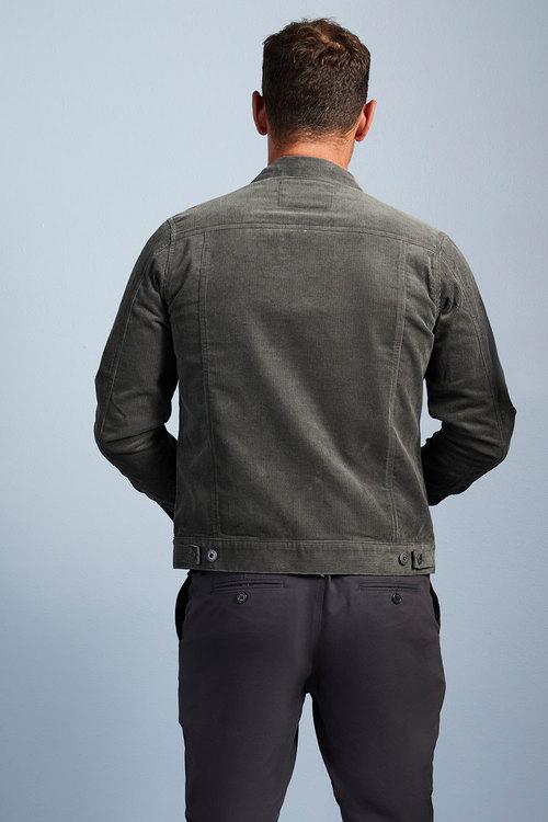 Southcape Corduroy Harrington Jacket