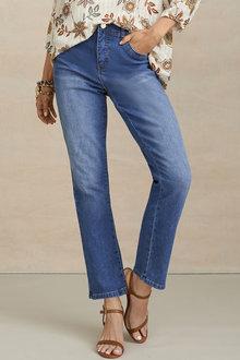 Straight Leg Jean - 255575