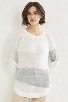 3/4 Sleeve Jumper - 255610