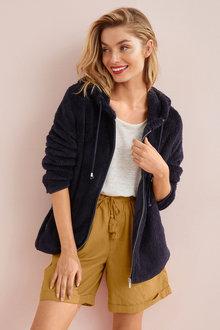 Hooded Snuggle Jacket - 255614