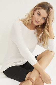 Textured Pullover - 255664