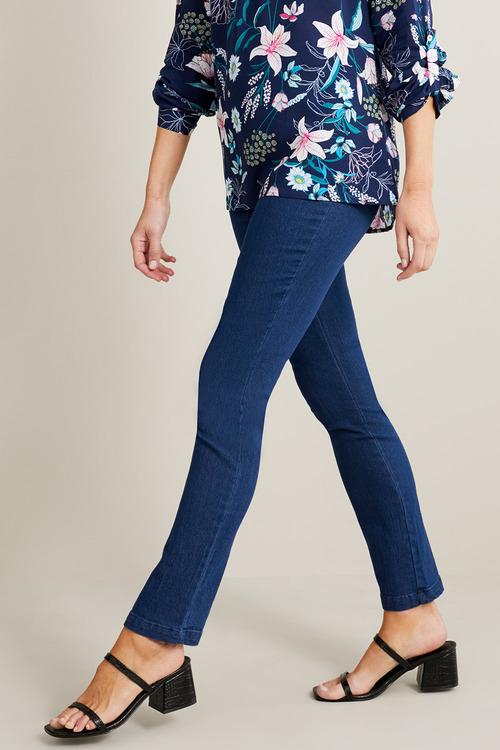 Comfort Slim Leg Jean