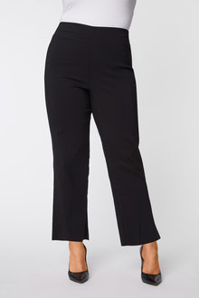 Plus Size - Pull On Bengaline Pant - 255712
