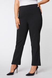 Plus Size - Bengaline Slim Pant - 255713