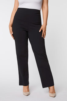 Plus Size - Pull On Bengaline Pant - 255717