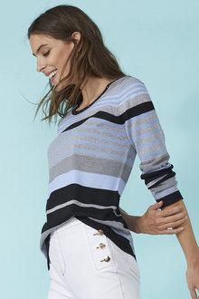 Classic Stripe Knit - 255837