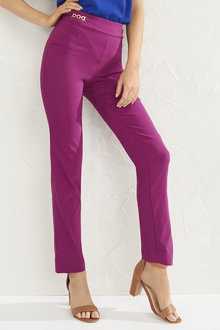 Full Length Trim Bengaline Pant - 255844