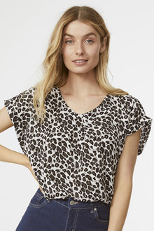 Extended Sleeve Top - 255857