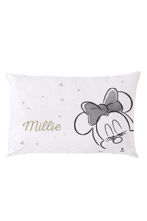 Personalised Minnie Mouse Sleeping Pillowcase