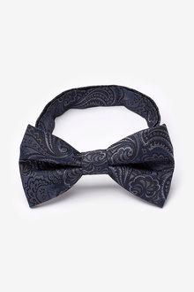 Next Paisley Bow Tie - 255896