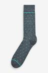 Next Signature Fluro Spot Socks Four Pack