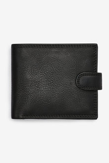 Next PU Popper Front Wallet - 255900