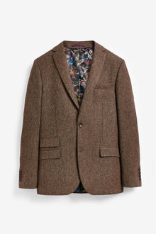 Next Signature Donegal British Wool Blazer - 255902