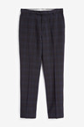 Next Check Slim Fit Trousers-Slim Fit