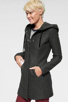 Urban Hooded Knit Jacket - 256002