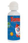 Personalised Rocket Stainless Steel Drink Bottle