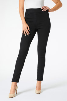 Comfort Slim Leg Denim Jeans - 256017