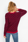 Urban Textured Knit Jumper