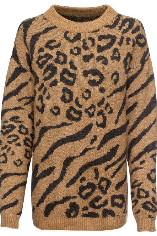 Urban Animal Sweater