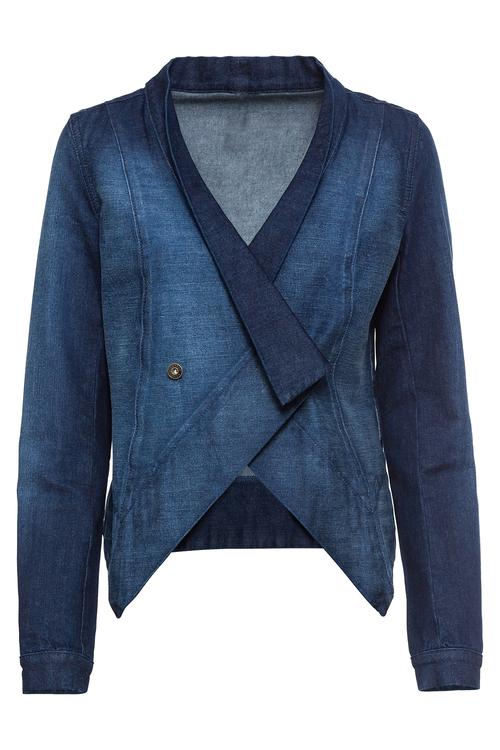 Urban Open Denim Jacket