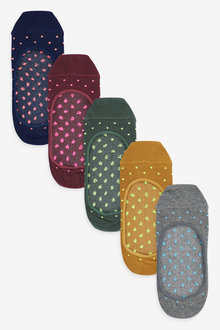 Next Invisible Socks Five Pack - 256095